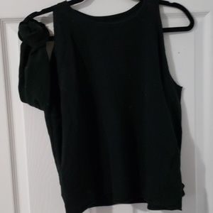 Victoria's Secret Sport cold shoulder sweatshirt